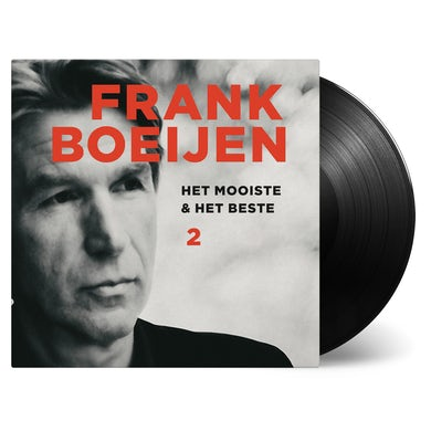 Frank Boeijen HET MOOISTE & HET BESTE 2 Vinyl Record
