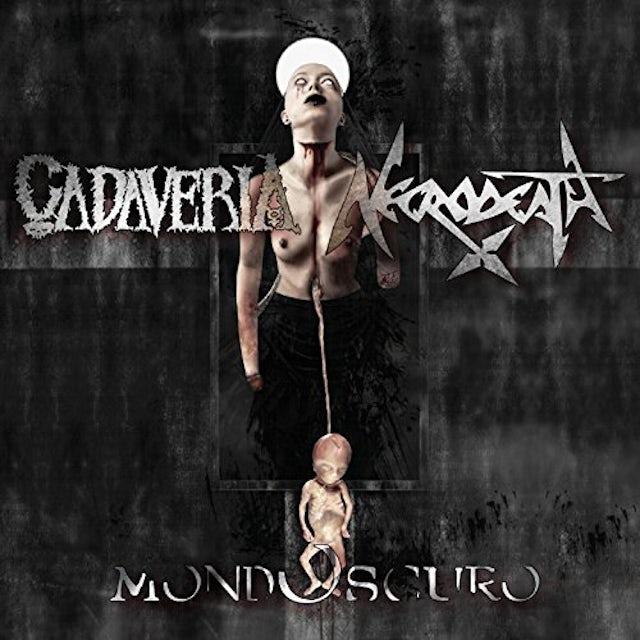 Cadaveria & Necrodea MONDOSCURO Vinyl Record