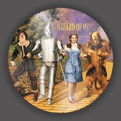 WIZARD OF OZ / O.S.T. WIZARD OF OZ (PICTURE DISC) / O.S.T. Vinyl Record