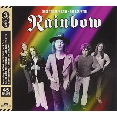 SINCE YOU BEEN GONE: THE ESSENTIAL RAINBOW CD