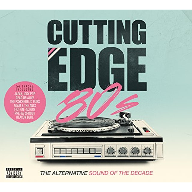 Cutting Edge 80S / Various