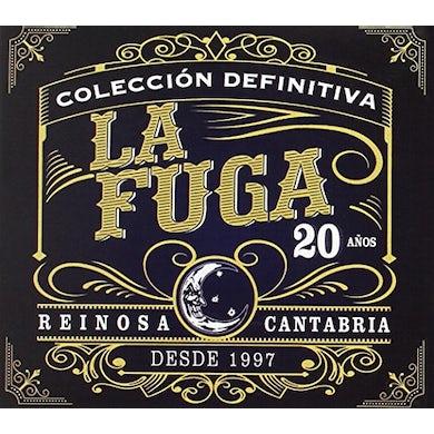 La Fuga COLECCION DEFINITIVA CD