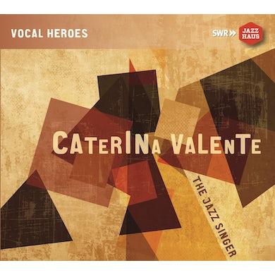 Caterina Valente JAZZ SINGER CD