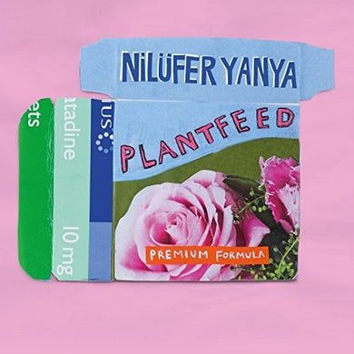 Nilüfer Yanya PLANT FEED Vinyl Record - UK Release