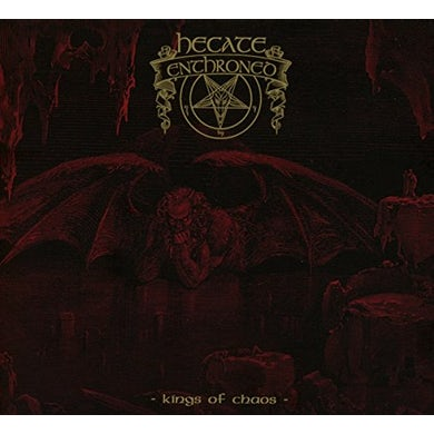 Hecate Enthroned KINGS OF CHAOS CD