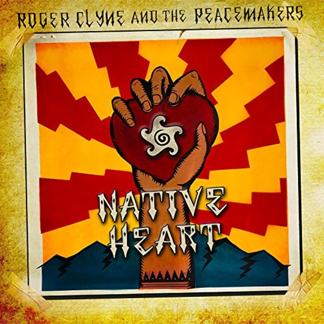 Roger Clyne / Peacemakers NATIVE HEART CD