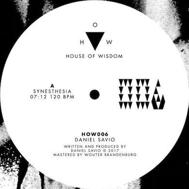 Daniel Savio SYNESTHESIA Vinyl Record