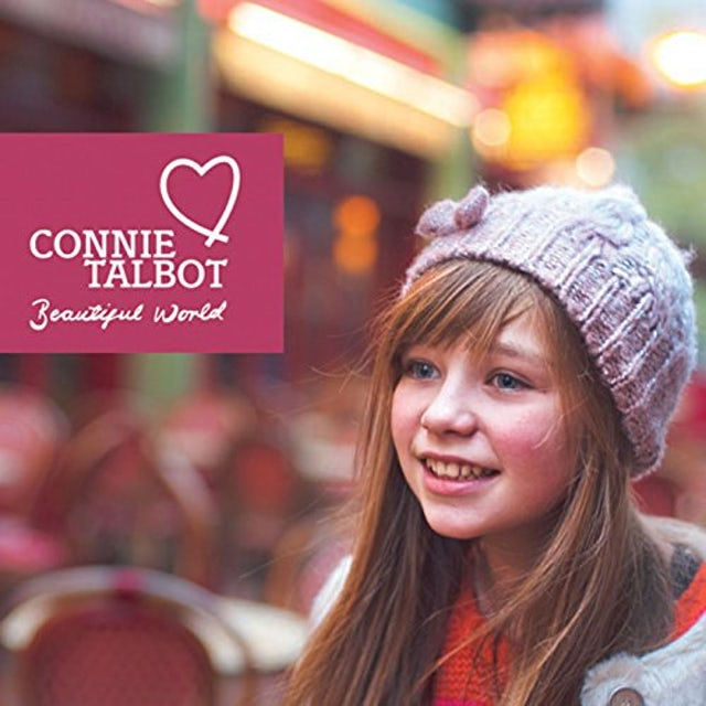 Connie Talbot BEAUTIFUL WORLD LIVE CD