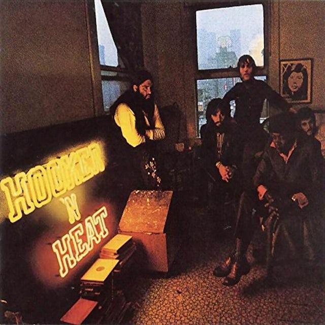 John Lee Hooker HOOKER N HEAT: LIMITED EDITION CD