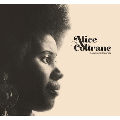 Alice Coltrane SOLO HARP IMPROVISATION Vinyl Record