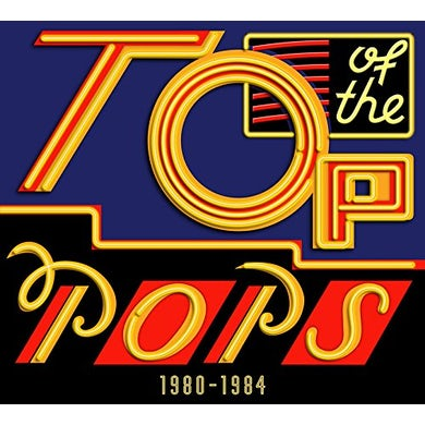 Top Of The Pops 1980-1984 / Various Vinyl Record