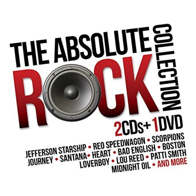 Rock ABSOLUTE COLLECTION CD