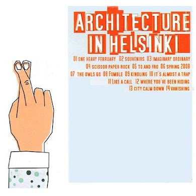 Architecture In Helsinki FINGERS CROSSED CD