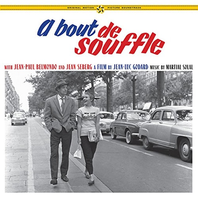 Martial Solal A BOUT DE SOUFFLE + 9 BONUS TRACKS: DELUXE EDITION Vinyl Record