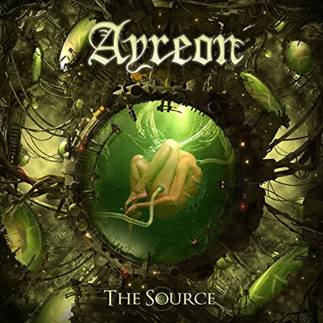 Ayreon SOURCE CD