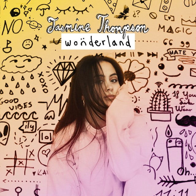 Jasmine Thompson WONDERLAND CD