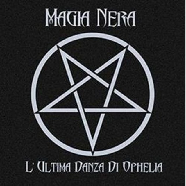 Magia Nera L'ULTIMA DANZA DI OPHELIA Vinyl Record