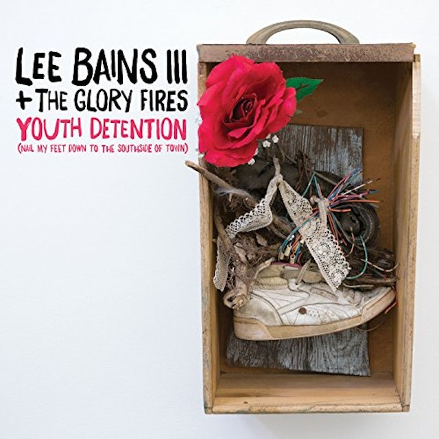 Lee / The Glory Fires Bains Iii YOUTH DETENTION CD
