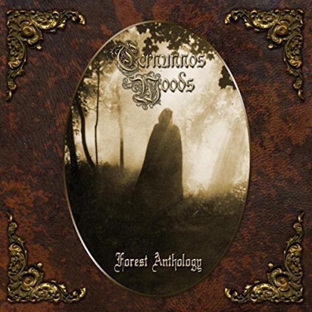 Cernunnos Woods FOREST ANTHOLOGY CD