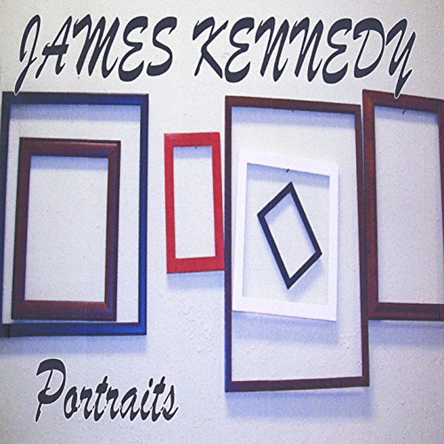 James Kennedy PORTRAITS CD