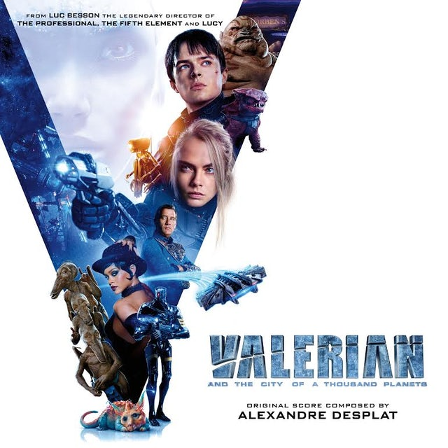 Valerian & The City Of A Thousand Planets / O.S.T. VALERIAN & THE CITY OF A THOUSAND PLANETS / Original Soundtrack CD