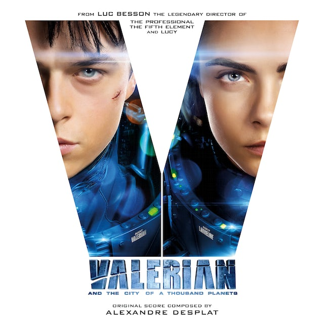 Valerian & The City Of A Thousand Planets / O.S.T. VALERIAN & THE CITY OF A THOUSAND PLANETS / Original Soundtrack Vinyl Record