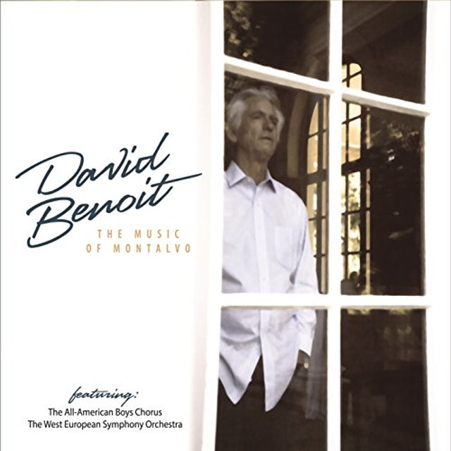 David Benoit MUSIC OF MONTALVO CD