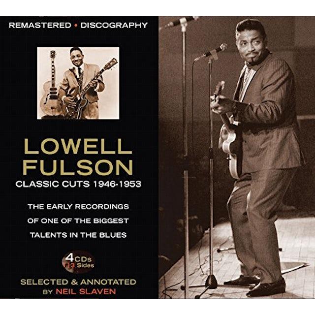 Lowell Fulson CLASSIC CUTS 1946-1953 CD
