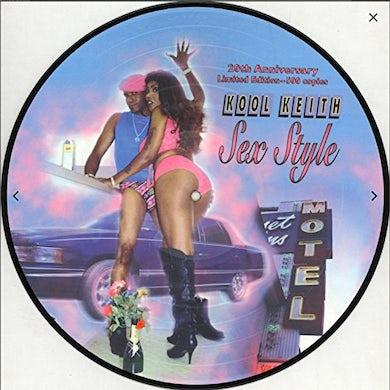 Kool Keith SEX STYLE 20TH ANNIVERSARY Vinyl Record