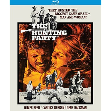 HUNTING PARTY (1971) Blu-ray