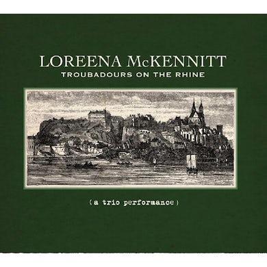 Loreena Mckennitt TROUBADOURS ON THE RHINE (A TRIO PERFORMANCE) CD