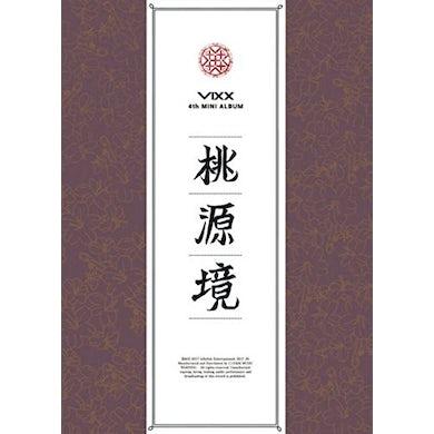VIXX SHANGRI-LA (4TH MINI ALBUM) - BIRTH FLOWER VERSION CD