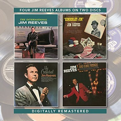 INTERNATIONAL JIM REEVES / KIMBERLEY JIM / MY CD
