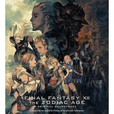 Final Fantasy ZODIAC AGE : FANTASY XII (LIMITED) / Original Soundtrack CD