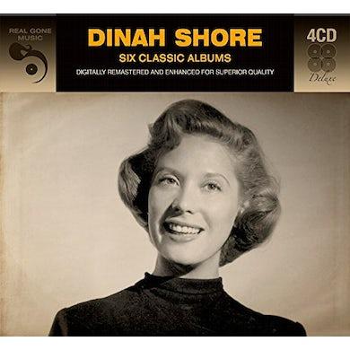 Dinah Shore 6 CLASSIC ALBUMS CD