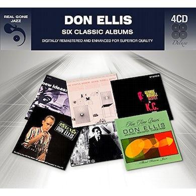 Don Ellis 6 CLASSIC ALBUMS CD