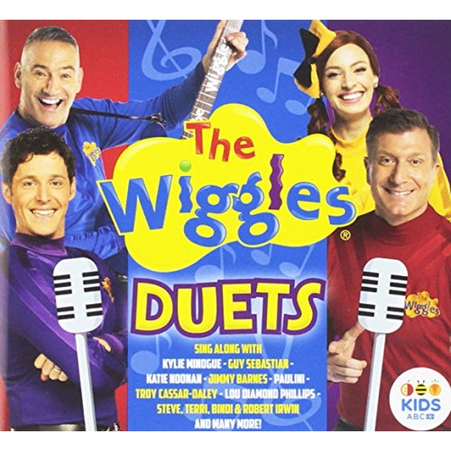 Wiggles DUETS CD