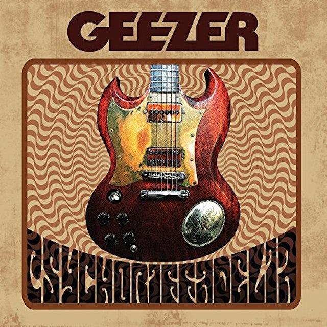 Geezer PSYCHORIFFADELIA CD