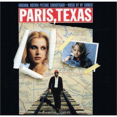 Ry Cooder PARIS TEXAS (PURPLE VINYL) / O.S.T. Vinyl Record