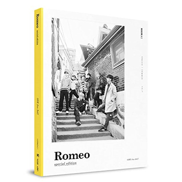 Romeo ONE FINE DAY CD