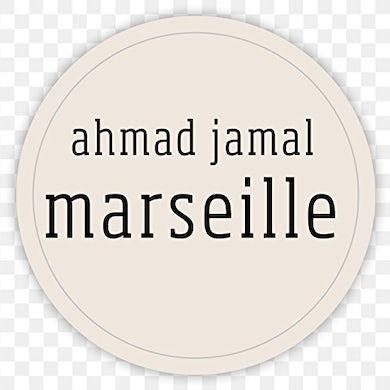 Ahmad Jamal MARSEILLE CD