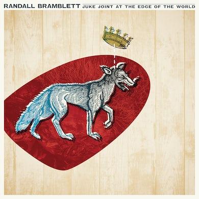 Randall Bramblett JUKE JOINT AT THE EDGE OF THE WORLD Vinyl Record