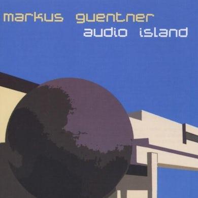 Markus Guentner AUDIO ISLAND CD