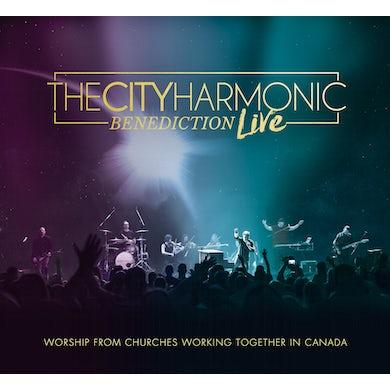 City Harmonic BENEDICTION (LIVE) CD