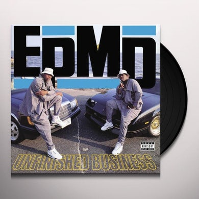 Epmd UNFINISHED BUSINESS Vinyl Record