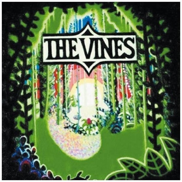Vines Highly Evolved Vinyl Record