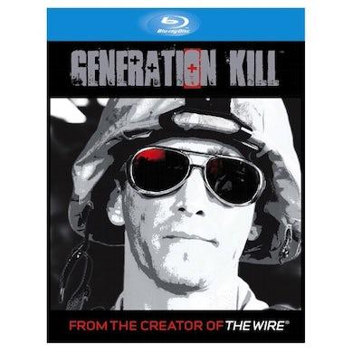 GENERATION KILL Blu-ray