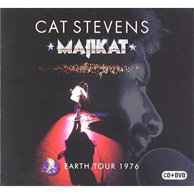 Yusuf / Cat Stevens MAJIKAT: EARTH TOUR 1976 CD