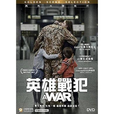 WAR (AKA KRIGEN) (2015) Blu-ray