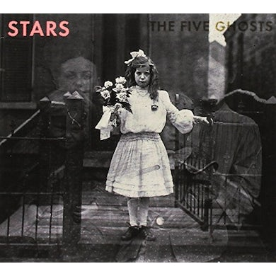 Stars FIVE GHOSTS CD